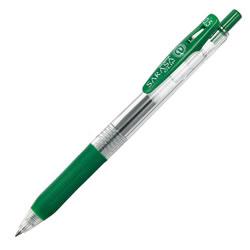 ゼブラ JJ15-VIR ノック式ジェルボールペン サラサクリップ0.5mm ビリジアン