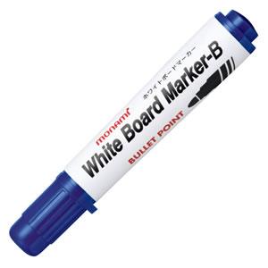 モナミ 10502 ホワイトボードマーカーB 丸芯 青