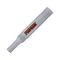 三菱鉛筆 PM150TR.37 水性ツインサインペン プロッキー 詰替えタイプ 灰