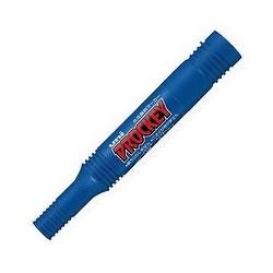 三菱鉛筆 PM150TR.33 水性ツインサインペン プロッキー 詰替えタイプ 青