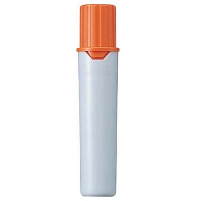 三菱鉛筆 PMR70.4 プロッキー詰替えタイプインクカートリッジ 橙