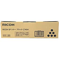 RICOH 600584 IPSIO SP トナー ブラック C740H 純正
