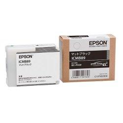 EPSON ICMB89 インクカートリッジ マットブラック 純正