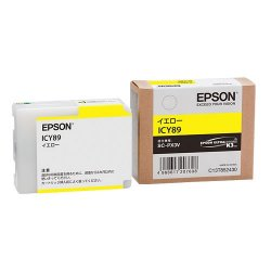 EPSON ICY89 インクカートリッジ イエロー 純正