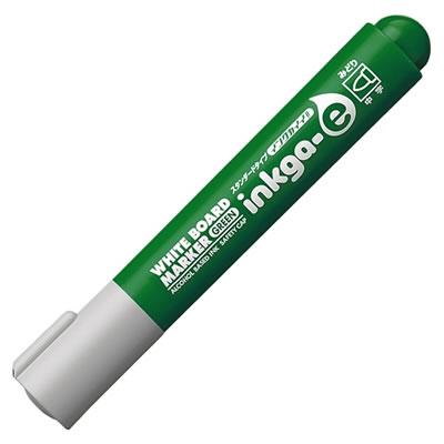 コクヨ PM-BN102G ホワイトボード用マーカー インクガイイスタンダード 中字緑