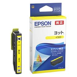 EPSON YTH-Y インクカートリッジ イエロー 純正