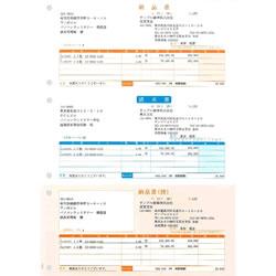 ソリマチ SR630 納品書A(納品書・請求書・納品書控/総額表示)