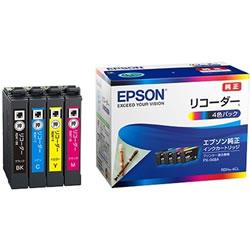 EPSON RDH-4CL インクカートリッジ 4色パック 純正
