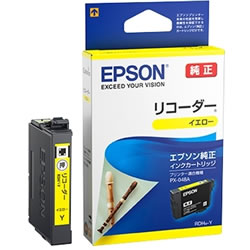 EPSON RDH-Y インクカートリッジ イエロー 純正