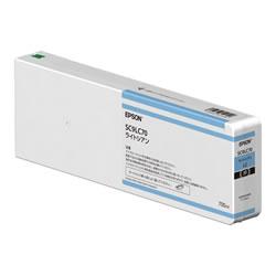 EPSON SC9LC70 インクカートリッジ ライトシアン 純正