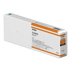 EPSON SC9OR70 インクカートリッジ オレンジ 純正