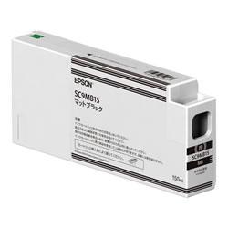 EPSON SC9MB15 インクカートリッジ マットブラック 純正