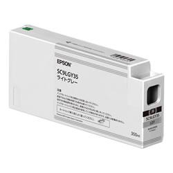 EPSON SC9LGY35 インクカートリッジ ライトグレー 純正