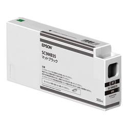 EPSON SC9MB35 インクカートリッジ マットブラック 純正