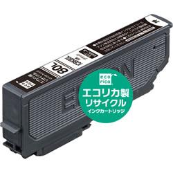 エコリカ ECI-E80L-B リサイクルインク ブラック