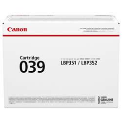 CANON 0287C001 トナーカートリッジ039 国内純正