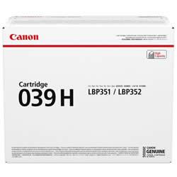 CANON 0288C001 トナーカートリッジ039H 国内純正