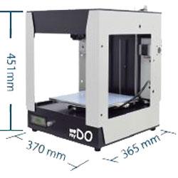 my DO200 3Dプリンター