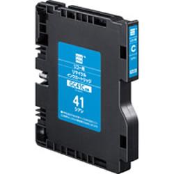 エコリカ ECI-RC41C リサイクルインク シアン