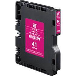 エコリカ ECI-RC41M リサイクルインク マゼンタ