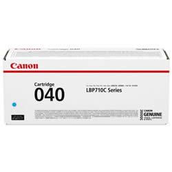 CANON 0458C001 トナーカートリッジ040 シアン 国内純正