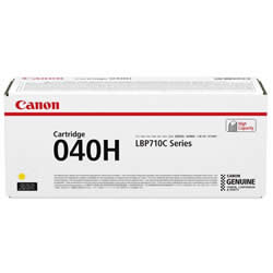 CANON 0455C001 トナーカートリッジ040H イエロー(大容量) 国内純正