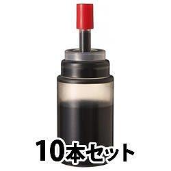 ペンテル MWR1-AM ホワイトボードマーカー タフ 補充インキ 黒 10本セット