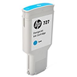 HP F9J76A HP727 インクカートリッジ シアン 純正
