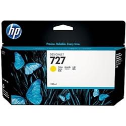 HP B3P21A HP727 インクカートリッジ イエロー 純正