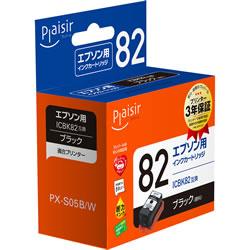 Plaisir PLE-E82B インクカートリッジ ブラック 汎用品