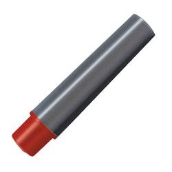ゼブラ RWYTS5-R 水性マーカー 紙用マッキー極細用インクカートリッジ 赤