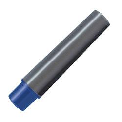ゼブラ RWYTS5-BL 水性マーカー 紙用マッキー極細用インクカートリッジ 青