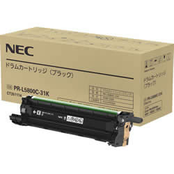 NEC PR-L5800C-31K ドラムカートリッジ ブラック 純正