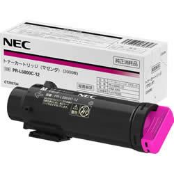 NEC PR-L5800C-12 トナーカートリッジ マゼンタ 純正