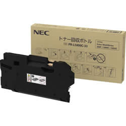 NEC PR-L5800C-33 トナー回収ボトル 純正