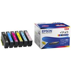 EPSON ITH-6CL インクカートリッジ イチョウ 6色パック 純正