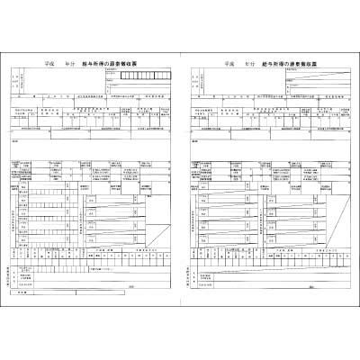 単票源泉徴収票 SBF-GT01A 汎用品 (OBC対応)