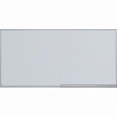 壁掛けホワイトボード スチール 幅1800mm