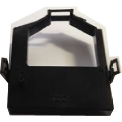 JFQC0005205 (TEC) カセットリボン 黒 汎用品