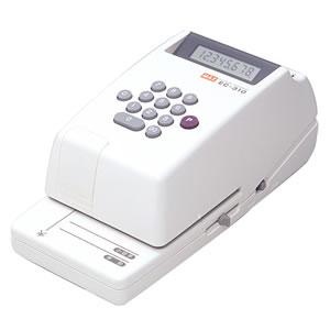 マックス EC90001 コンパクト電子チェックライタ