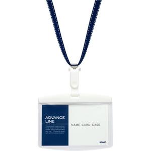 ソニック AL-8720-B アドバンスライン ソフトケース&ストラップ エコノミーパック ブルー