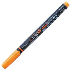 トンボ WA-SC93-10 蛍光マーカー蛍COAT80 橙