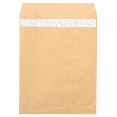 ピース 679 R40再生紙クラフト封筒 テープのり付 角3 85g/m2 業務用パック