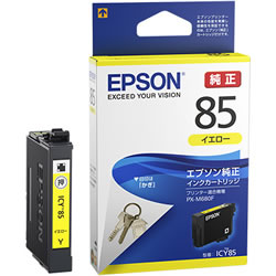 EPSON ICY85 インクカートリッジ イエロー