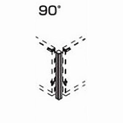 ポジット 90度連結材セット ネオホワイト