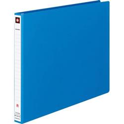 コクヨ EBR-N2215NB データバインダーR(バースト用) T11×Y15 22穴 170枚収容 青