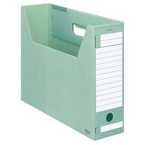 コクヨ B4-LFD-G ファイルボックス-FS(Dタイプ) B4ヨコ 背幅102mm 緑