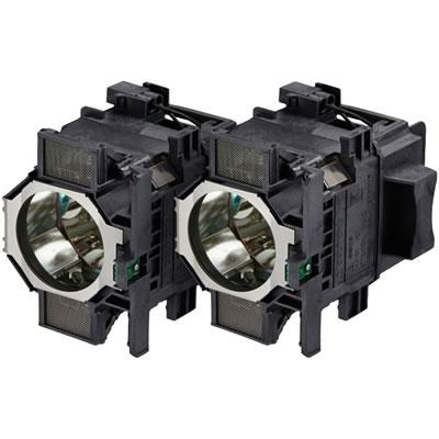 EPSON ELPLP84 プロジェクタ交換用ランプ(ポートレート投写用)