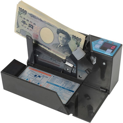 エンゲルス AD-100-02 紙幣計数機 ハンディーカウンター