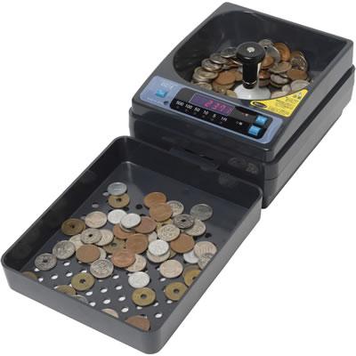 エンゲルス SCC-10 小型硬貨計数機 コインカウンター